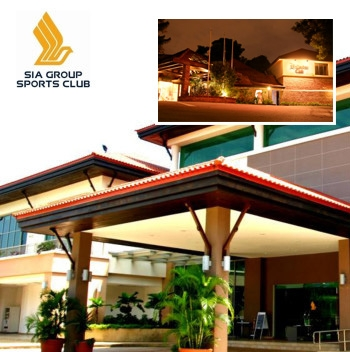SIA Group Sports Club Is Now Our Reciprocal Club