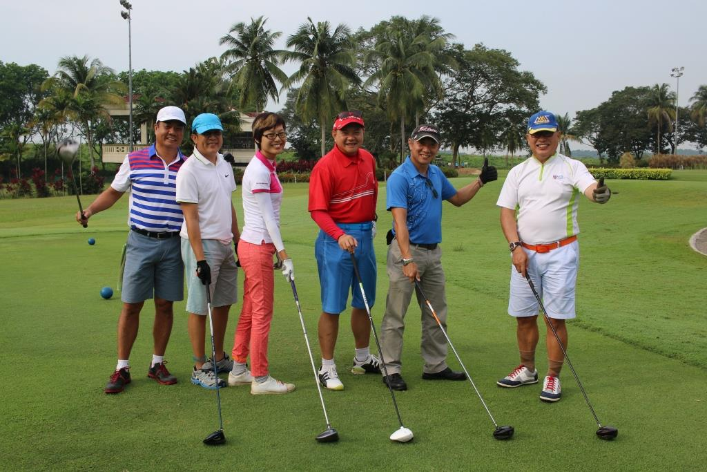 MorningGolfInJohor