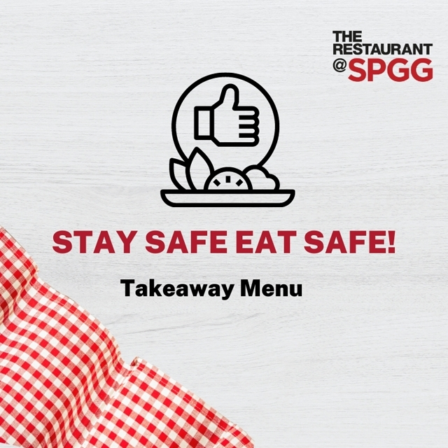Stay Safe Eat Safe!