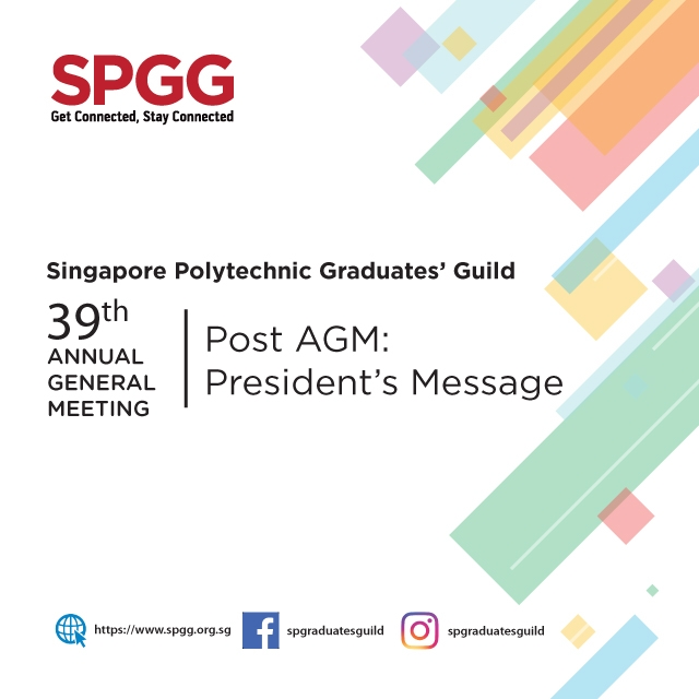 President's Message: Post Annual General Meeting 2018
